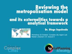 Complex Cities presentation 1